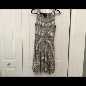 Dress Cynthia Rowley Black Medium